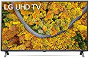 LG UHD 4K TV 65 Inch UP75 Series 4K Active HDR webOS Smart with ThinQ AI