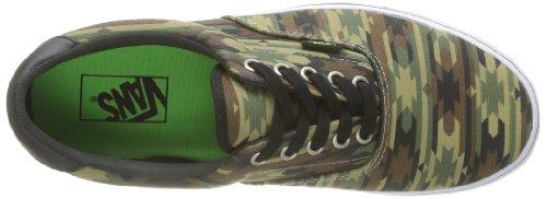 Vans - Scarpe da ginnastica U Era 59, Unisex - adulto Verde (Vert (Native Camo B))