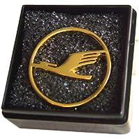 Original Lufthansa Pin Anstecker Anhänger mit Kranich Logo für Airliner