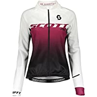 Scott RC AS WP Damen Fahrrad Windjacke schwarz/weiß 2018