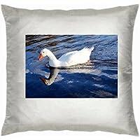 Cuscino uccello oca (bianco) immagine # 24