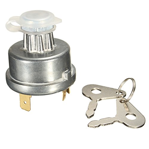 Universal Tractor Ignition Switch Starter 2 key