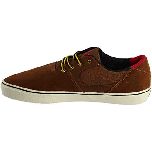 ES , Chaussures de skateboard pour homme marron Brown Tan Brown Tan