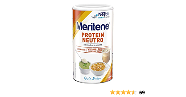 meritene protein extra