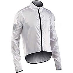 Chaqueta Impermeable Para Ciclismo Northwave Reload Color Blanco Para Hombre