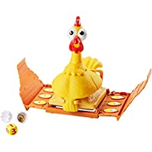 Mattel Games - La Gallina Josefina, juegos mesa para niños (Mattel FRL14)