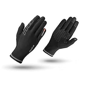 GripGrab Insulator Fahrrad Handschuhe – Dünne Langfinger Unterziehhandschuhe für die Übergangszeit und Winter – Herren, Damen