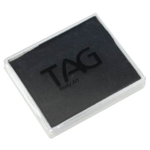 Preisvergleich Produktbild TAG Face Paint Regular - Black (50g) by TAG Body Art