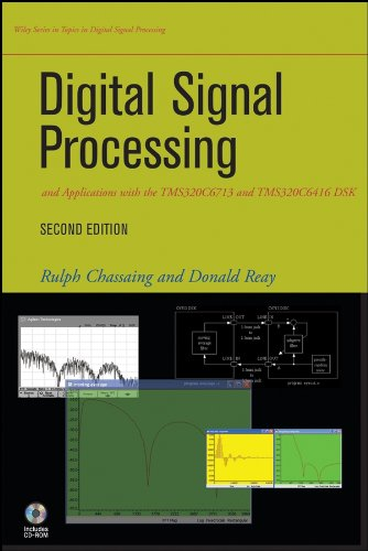 Digital Signal Processing and Applications with the TMS320C6713 and TMS320C6416 DSK (Topics in Digital Signal Processing Book 17) (English Edition) (Texas Tech Elektrotechnik)