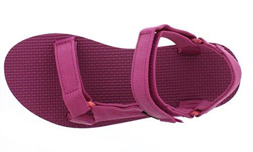Teva Original Universal Marbled Ws, Sandales de sport femme Violet - Violett (Magenta 546)