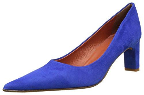 ELIZABETH STUART Kent, Escarpins Bout Fermé Femme Bleu (COBALT)