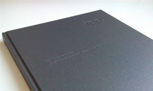 Projektnotizbuch Kariert A4 2mm Hardcover Buchbindung