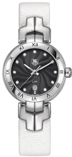 Tag Heuer enlace reloj de las mujeres, Fc6316 Wat1410
