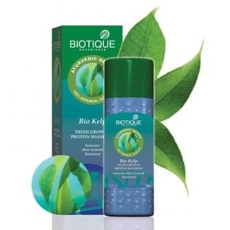 Biotique protéines thérapeutiques Kelp shampooing pour cheveux 120 ml croissance