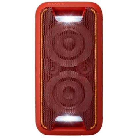 sony-system-audio-2way-gtk-xb5bluetooth-nfc-red