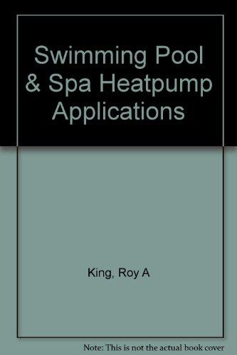 Swimming Pool & Spa Heatpump Applications