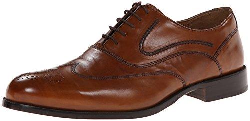 johnston-murphy-stratton-wingtip-uomo-us-9-beige-scarpe-scolatte