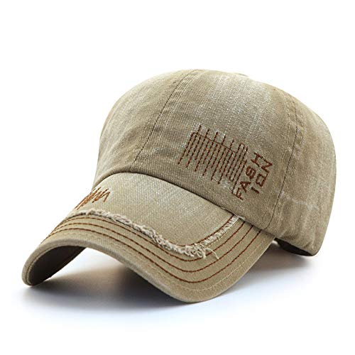 LINSID HUT-Mode Baseballmütze Unisex Schöne Kappen Frauen Männer Hysteresenkappe Papa Hut Sommer Einstellbare Gorras Beige