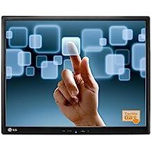 "Pantalla plana táctil 17""LG t1710bp-bn VESA TPV POS caja Comptoir Monitor USB"