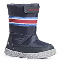 Trespass Boys Alfred Touch Fastening Snow Boots