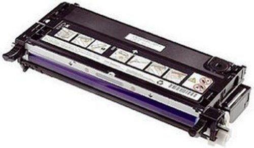 Preisvergleich Produktbild Dell Tonerkassette mit Standard-Kapazität 4.000 Seiten für Dell 3130cn Farb-Laserdrucker Schwarz