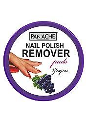 Panache Nail Polish Remover Pads, Grapes