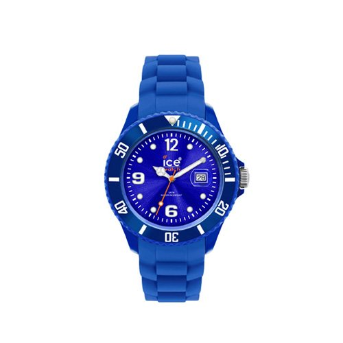 Ice-Watch Small Ice Sili Forever Blue Ladies Watch SIBESS09 Wrist Watch (Wristwatch)