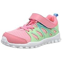 Reebok Girls Realflex Train 4.0 Alt Low-Top Sneakers, Pink (Pink Bd5396), 8 UK 25 EU