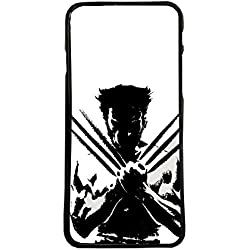 Funda carcasa para móvil diseño lobezno marvel x men compatible con Samsung Galaxy S6 Edge Plus