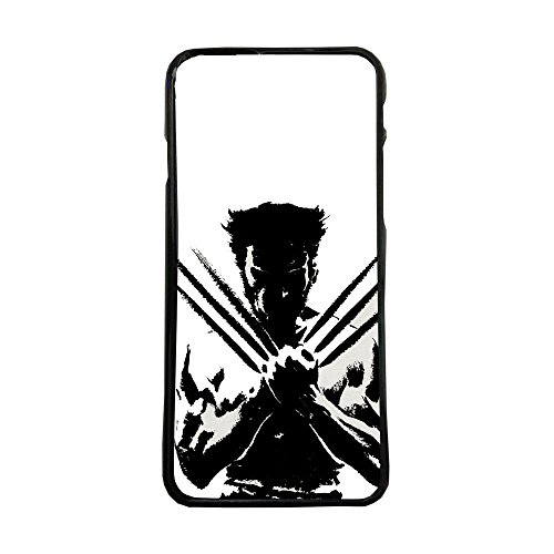 Funda carcasa para móvil diseño lobezno marvel x men compatible con iPhone 7 Plus