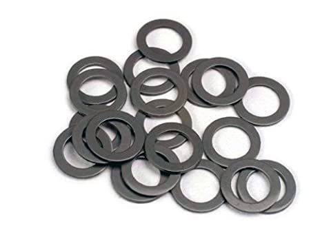 Traxxas 1985 Fiber Washers 5x8mm , 20-Piece by Traxxas (English Manual)