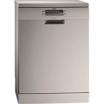 AEG 911414121 Lave-vaisselle 46 dB A+++ Argent