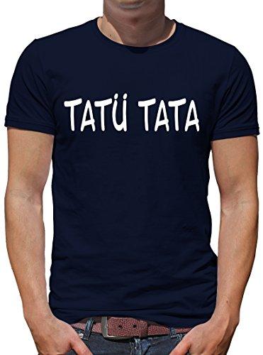 TLM Tatü Tata T-Shirt Herren M (Party Halloween Kostüme Stadt Polizei)