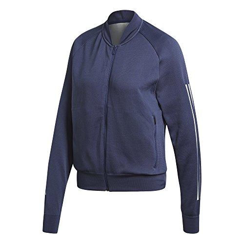 Adidas ID KN Bom Sweat, femme bleu