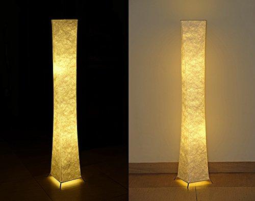 Chuangke Soft Lighting Lamp White Fabric Floor Lamp Home Decoration ...