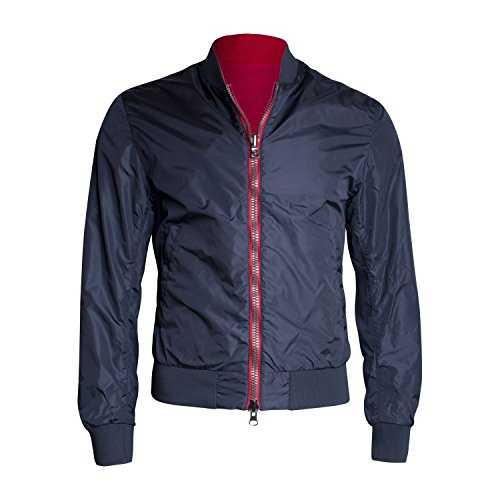 Giacca reversibile bomber per uomo di Colmar Originals Colore Rosso Blu Nuova collezione Primavera estate (48)