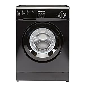 White Knight wm105vb Freestanding Front-Load 5 kg 1000RPM A + Black – Washing Machine (Freestanding, Front Loading, Black, Left, 5 kg, 1000 RPM)