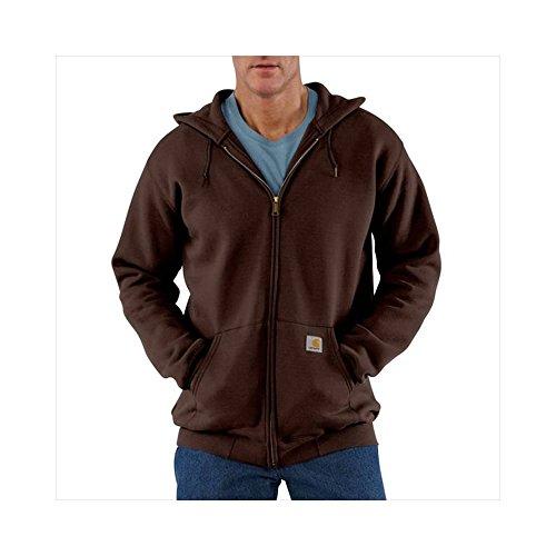Carhartt Midweight Hooded Zip Front