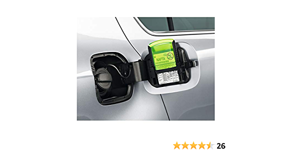 Skoda 5ja096010 000096010e Eiskratzer Winter Schaber Kratzer Mit Lupe Befestigung Tankklappe Modellabhängig Auto