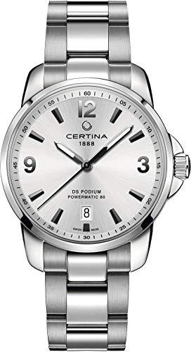 Certina DS Podium C034.407.11.037.00 Automatic Mens Watch Excellent readability