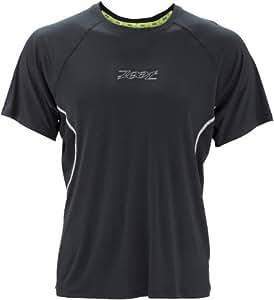 Zoot Herren Shirt Performance Run, black/graphite, L, 2631214.1.3.L