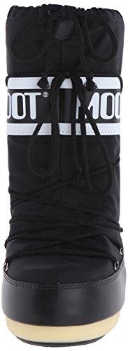 Moon Boot 140044 00, Bottes D'hiver Unisexe Noir