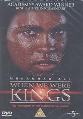 When We Were Kings [DVD] [1997] by Muhammad Ali