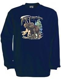 Ethno Designs Sweatshirt Enfants Triceratops