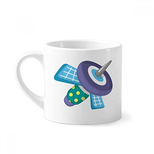 DIYthinker Universum Alien Monster Satellite Mini-Kaffeetasse Weiße Keramik Keramik-Schale mit...