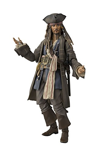 Pirates Of The Caribbean Jack Sparrow Kostüm - S. H. Figuarts Pirates of the