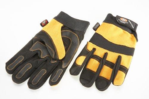 Gants pour activités mécaniques de qualité pour homme Taille adulte Light du poids.