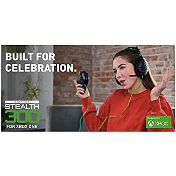 Turtle Beach Stealth 300 Cuffie Gaming Amplificate -Xbox One