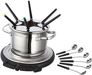 Rommelsbacher F 1199/E Set de fondue électrique 1100 Watt (Import Allemagne)