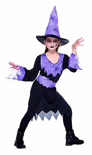 Rubie s it10007-l-Kostüm Hexe der Spinnen Mädchen L